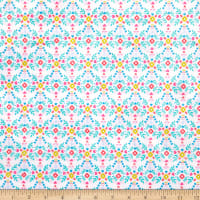 E.Z. Fabric Exclusive Minky Ditsy Floral Multi