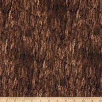 Northcott Take A Gander Bark 50% Scale Brown