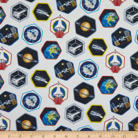 Planetary Missions Patches Multi