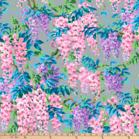 Kaffe Fassett Collective Wisteria Grey