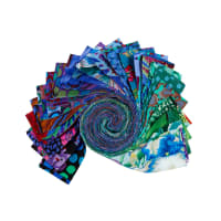 "Kaffe Fassett Collective 2.5"" Design Roll 40 pcs Cold"