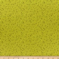 Stoffabric Denmark Best Bits Triangles Lime