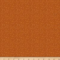 Stoffabric Denmark Solaire Small Dots Cognac