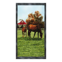 "Windham Fabrics Thistle Hill Horse Scenic 24"" Panel Multi"