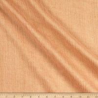Italian Designer Linen Suiting Pale Orange