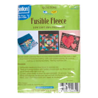 "Pellon 987F Fusible Fleece 22"" x 36"" Package Black"