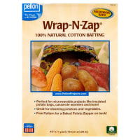 "Pellon Wrap-N-Zap 45"" x 36"" Package"
