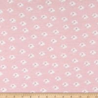 E.Z. Fabric Exclusive Polyester Jersey Knit Blossom Pink