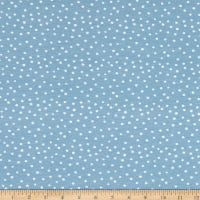 Artco Jersey Dots Blue