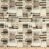 Fabtrends Koshibo Vertical Ikat Neutral