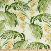 Tommy Bahama Home Digital Orchid Haven Lemongrass