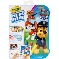 Crayola Color Wonder On The Go Coloring Kit-Paw Patrol