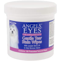 Angels' Eyes Gentle Tear Stain Wipes 100/Pkg