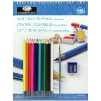 essentials(TM) Artist Pack-Watercolor Pencil