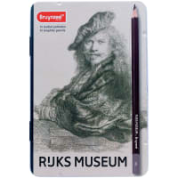 Dutch Master Rijks Museum Graphite Pencil Set 12/Pkg-Rembrandt