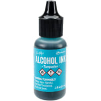 Tim Holtz Alcohol Ink .5oz-Turquoise