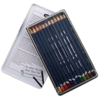 Derwent Watercolor Pencils 12/Pkg