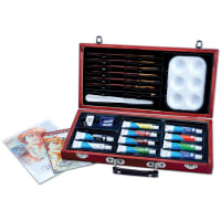 Artist Set For Beginners-Watercolor Painting