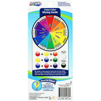 Acrylic Paints 12/Pkg-Assorted Colors
