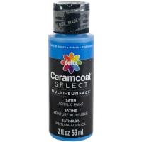 Ceramcoat Select Multi-Surface Paint 2oz-Riviera