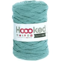 Hoooked Ribbon XL Yarn-Emerald Splash