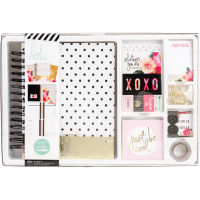Heidi Swapp Large Memory Planner Spiral Bound Boxed Kit