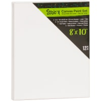 "Studio 71 Canvas Value Pack 12/Pkg-8""X10"" Canvas"