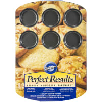 Perfect Results Premium NonStick Muffin Top Pan 12Cup