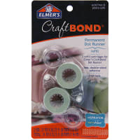 "Elmer's CraftBond(R) Permanent Dot Refills 2/Pkg-.31""X315"" For Dot Runner E4010"