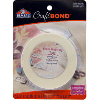 "Elmer's CraftBond(R) Permanent Foam Mounting Tape-.5""X150"""