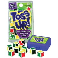 Toss Up Game-
