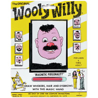 """Magnetic Personalities 7""""X8.75""""-Original Wooly Willy"""