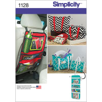 SIMPLICITY TOTES AND ORGANIZERS-ONE SIZE