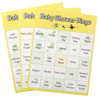 Bingo Cards 24/Pkg-Baby Shower