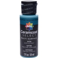 Ceramcoat Select Multi-Surface Paint 2oz-North Sea