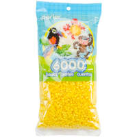 Perler Beads 6,000/Pkg-Yellow