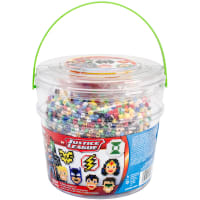 Perler Fused Bead Bucket Kit-Justice League