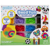 Perler Fused Bead Kit-Bead Fun