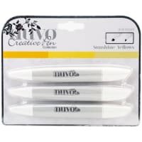 Nuvo Creative Pen Collection-Sunshine Yellows
