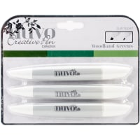 Nuvo Creative Pen Collection-Woodland Greens