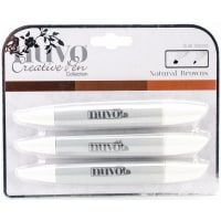 Nuvo Creative Pen Collection-Natural Browns