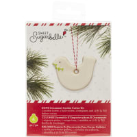 Sweet Sugarbelle Ornament Kit 4/Pkg-Dove