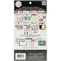 Happy Planner Note Cards/Sticky Note Multi Pack-Productivity, 388/Pkg