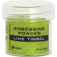 Ranger Embossing Powder-Lime Tinsel