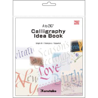 A to ZIG Calligraphy Idea Book