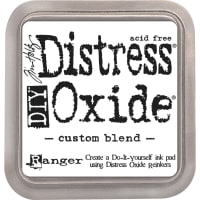 Tim Holtz DIY Distress Oxide Ink Pad-Custom Blend