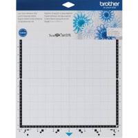 """Brother ScanNCut SDX125 Low Tack Adhesive Mat 12""""X12"""""""