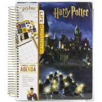 Paper House Life Organized 12-Month Undated Planner -Harry Potter Hogwarts At Night
