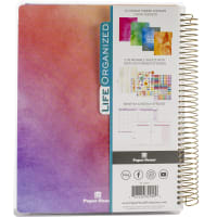 Life Organized 12-Month Undated Planner -Make This Moment Count