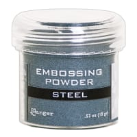Ranger Embossing Powder-Steel